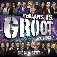 Různí interpreti – Afrkaans Is Groot 2019 - Die Konsert [Live At Sun Arena - Time Square, Pretoria / 2019]