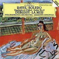 Kenneth Smith, Philharmonia Orchestra, Giuseppe Sinopoli – Ravel: Boléro; Daphnis et Chloé - Suite No.2 / Debussy: La Mer