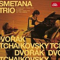 Smetanovo trio – Čajkovskij & Dvořák: Klavírní tria