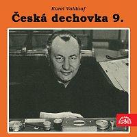 Přední strana obalu CD Česká dechová muzika 9. Karel Valdauf