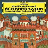 Boston Symphony Orchestra, Seiji Ozawa – Rimsky-Korsakov: Scheherazade, Op.35 / Bartók: Music For Strings, Percussion And Celesta, Sz. 106
