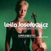 Leila Josefowicz, Orchestre Symphonique de Montréal, Charles Dutoit – Prokofiev: Violin Concertos Nos.1 & 2 / Tchaikovsky: Sérénade mélancolique