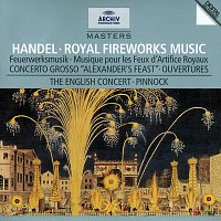 Michael Laird, Christian Rutherford, Anthony Halstead, The English Concert – Handel: Music for the Royal Fireworks