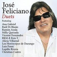 Přední strana obalu CD Duets