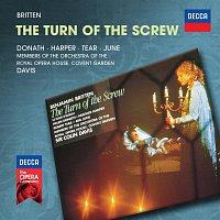 Helen Donath, Heather Harper, Robert Tear, Ava June, Sir Colin Davis – Britten: The Turn Of The Screw