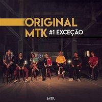 Přední strana obalu CD Original MTK #1 - Excecao