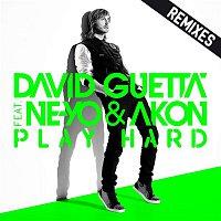 David Guetta, Akon, Ne-Yo – Play Hard (feat. Ne-Yo & Akon) [Remixes]
