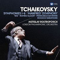 Mstislav Rostropovich – Tchaikovsky: Symphonies  Nos 1-6, Manfred Symphony, Overtures & Rococo Variations