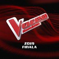 Přední strana obalu CD Vocea Romaniei 2019: Finala [Live]