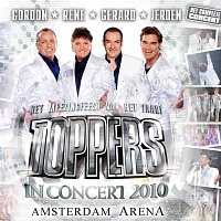 Přední strana obalu CD Toppers In Concert 2010