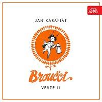 Přední strana obalu CD Karafiát: Broučci (verze II)