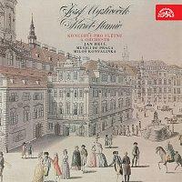 Jan Hecl, Musici de Praga, Miloš Konvalinka – Stamic, Mysliveček: Koncerty pro flétnu a orchestr