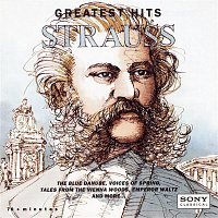 The Philadelphia Orchestra, The Cleveland Orchestra, New York Philharmonic – Johann Strauss:  Greatest Hits
