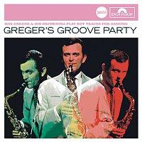 Přední strana obalu CD Greger's Groove Party (Jazz Club)