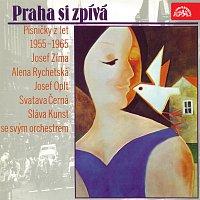 Sláva Kunst se svým orchestrem – Praha si zpívá. Písničky z let 1955-1965