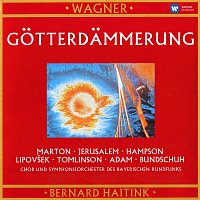 Přední strana obalu CD Wagner: Gotterdammerung