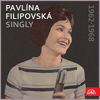 Pavlína Filipovská – Singly (1962-1968)