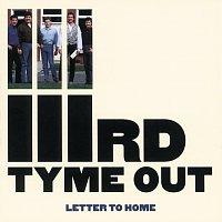 Přední strana obalu CD Letter to Home