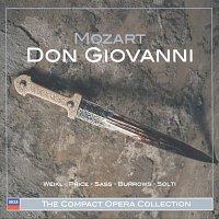 Margaret Price, Sylvia Sass, Lucia Popp, Stuart Burrows, Bernd Weikl – Mozart: Don Giovanni [3 CDs]