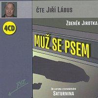 Přední strana obalu CD Jirotka: Muž se psem