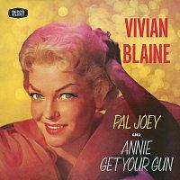 Přední strana obalu CD Vivian Blaine Singing Selections From Pal Joey/Annie Get Your Gun