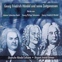 Deutsche Handel-Solisten, Arnold Ostman – Handel und seine Zeitgenossen