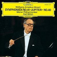 "Wiener Philharmoniker, Karl Bohm – Mozart: Symphonies No.41 ""Jupiter"" & No.40"