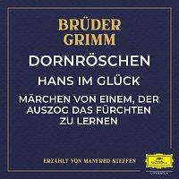 Deutsche Grammophon Literatur, Bruder Grimm, Manfred Steffen – Dornroschen / Hans im Gluck / Marchen von einem, der auszog das Furchten zu lernen