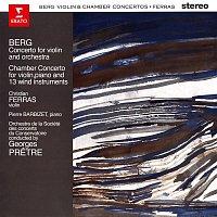 Christian Ferras – Berg: Violin & Chamber Concertos