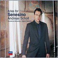 Přední strana obalu CD Arias for Senesino [Bonus Track Version]