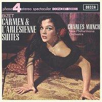 New Philharmonia Orchestra, Charles Munch – Bizet: Carmen & L'Arlésienne Suites