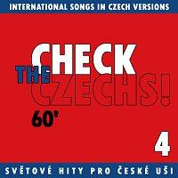 Přední strana obalu CD Check The Czechs! 60. léta - zahraniční songy v domácích verzích 4
