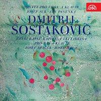 Různí interpreti – Šostakovič: Sonáta pro violu a klavír, Čtyři básně kapitána Levjadkina MP3