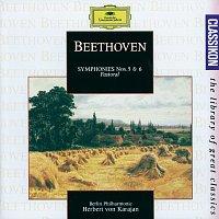 """Berliner Philharmoniker, Herbert von Karajan – Beethoven: Symphonies Nos.5 & 6 """"Pastoral"""""""