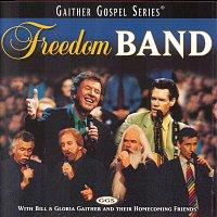 Přední strana obalu CD Freedom Band