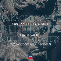 Takács Quartet – Beethoven: The Middle Quartets