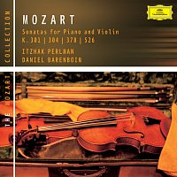 Itzhak Perlman, Daniel Barenboim – Mozart: Violin Sonatas K. 301, 304, 378 & 526