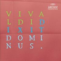 Přední strana obalu CD Vivaldi: Dixit Dominus