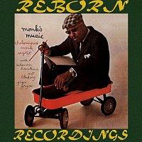 Přední strana obalu CD Monk's Music (HD Remastered)
