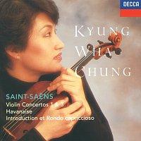 Přední strana obalu CD Saint-Saens: Violin Concertos Nos.1 & 3; Havanaise; Introduction & Rondo capriccioso