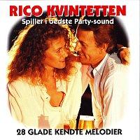 Rico Kvintetten – Spiller I Bedste Party-Sound (28 Glade Kendte Melodier)