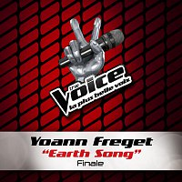 Yoann Freget – Earth Song - The Voice 2