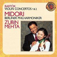 Zubin Mehta, Midori – Bartók: Violin Concertos Nos. 1 & 2 [Expanded Edition]