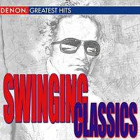 Přední strana obalu CD Swinging Classics
