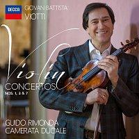 Guido Rimonda, Camerata Ducale – Viotti: Violin Concertos Nos. 1, 3, 7