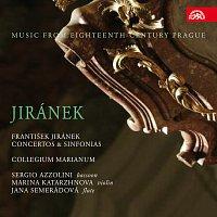 Collegium Marianum, Jana Semerádová – Jiránek: Koncerty a sinfonie. Hudba Prahy 18. století