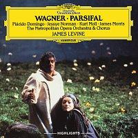 Přední strana obalu CD Wagner: Parsifal - Highlights