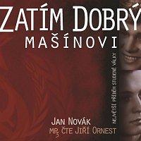 Jiří Ornest – Zatím dobrý - Mašínovi (MP3-CD)