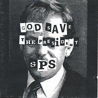 Přední strana obalu CD God Save The President