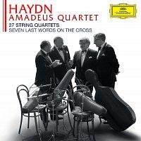 Přední strana obalu CD Haydn, J.: 27 String Quartets
